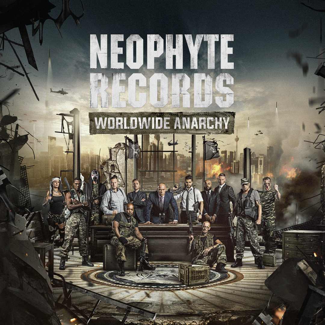 Neophyte Records: Worldwide Anarchy